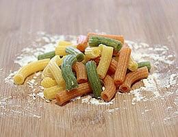 pasta fresca al torchio trafilata al bronzo