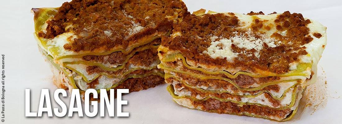 Lasagne alla bolognese – Storia e Ricetta